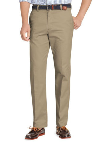Izod American Chino Flat Front Straight Fit - Parker's Clothing & Gifts