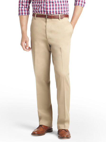 Izod Madison Flat Front - Parker's Clothing & Gifts