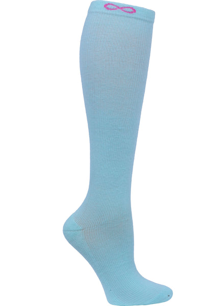 Cherokee Moderate Compression Socks Infinity Kickstart 15-20 mmHg Sea Salt at Parker's Clothing and Shoes.