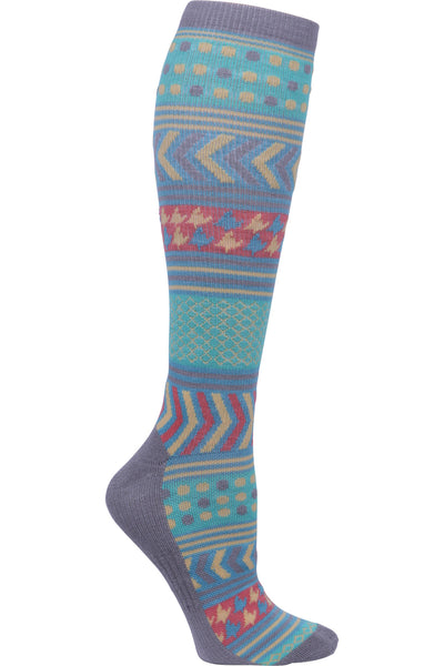 Cherokee Lxsupport Compression Socks Tranquil