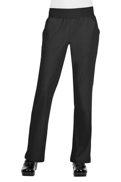 Koi Basics Laurie Scrub Pants Black At Parker's Clothing & Shoes