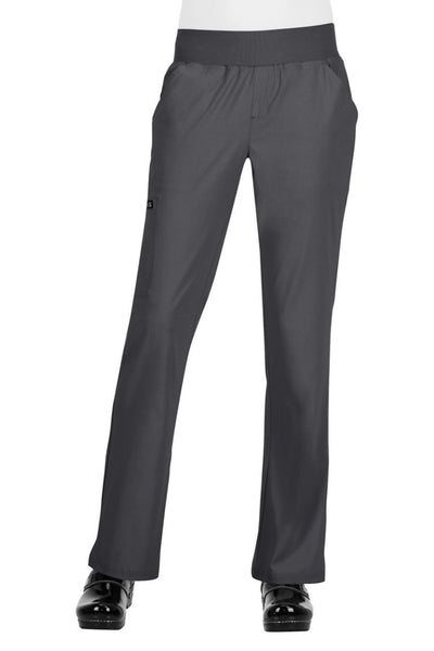 Koi Basics Laurie Scrub Pants Charcoal At Parker's Clothing & Shoes