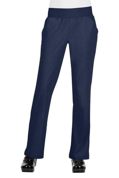 Koi Basics Laurie Scrub Pants Navy At Parker's Clothing & Shoes