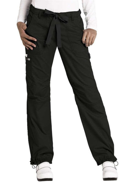 Koi Lindsey Scrub Pant Black At Parker's Clothing and Shoes