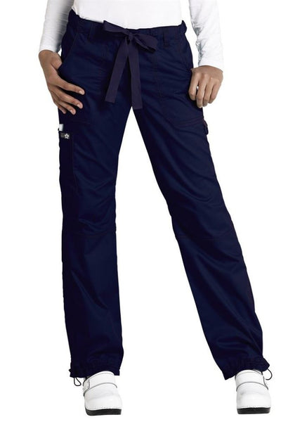 Koi Lindsey Scrub Pant Navy At Parker's Clothing and Shoes