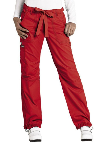 Koi Lindsey Pant Tall Ruby At Parker's Clothing & Shoes