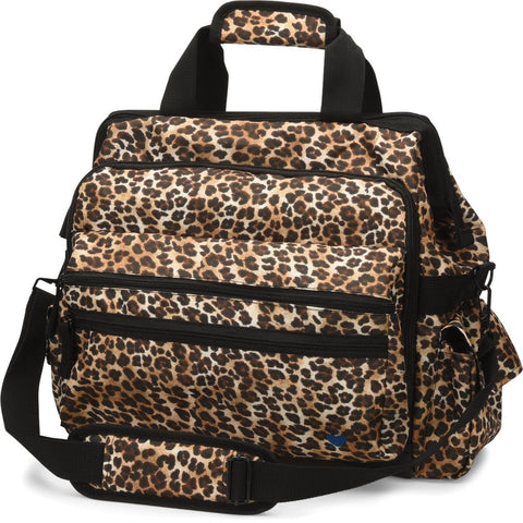 Nurse Mates Ultimate Nursing Bag in Cheetah at Parker's Clothing and Shoes.