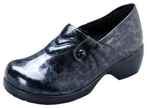 Cherokee Pamela  Black and Silver Sale Shoe at Parker's Clothing and Shoes.