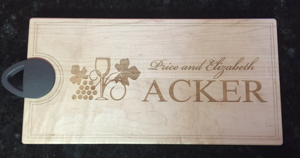 Presents of Mine Laser Engraved Gifts