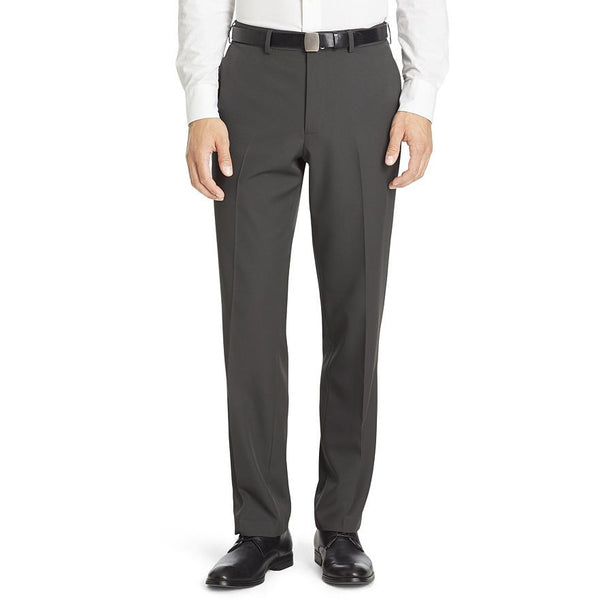Van Heusen No-Iron Flat-Front Dress Pants - Parker's Clothing & Gifts