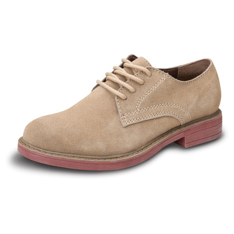 Bucky Men's Shoe in Tan - Parker's Clothing & Gifts