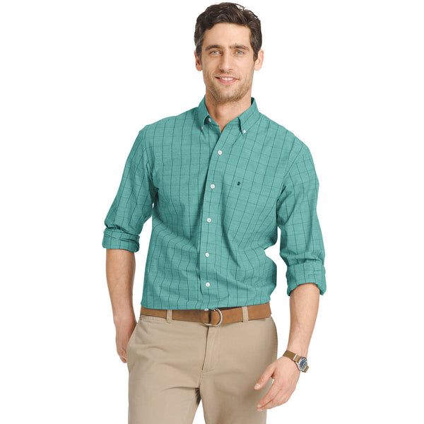 Izod Shirts Long Sleeve Button Down - Parker's Clothing & Gifts