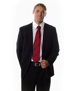 Men's Suit Super Wool Gabardine - Parker's Clothing & Gifts