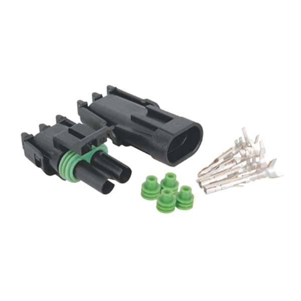 2-Way Waterproof Plug and Socket Set
