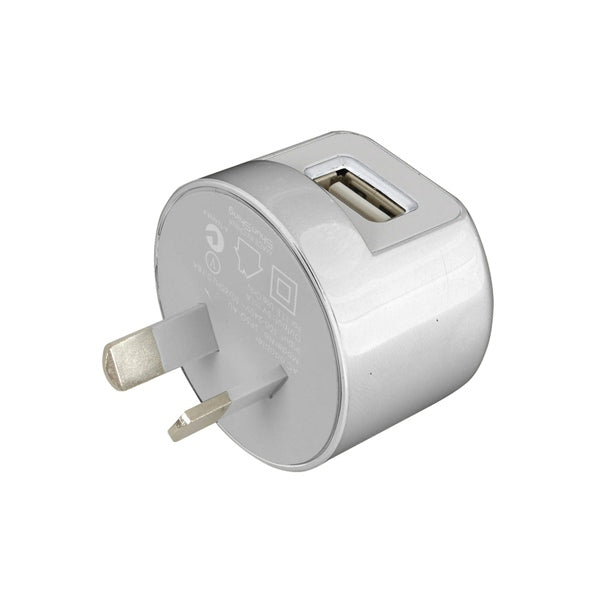 POWERTECH 2.1A Mains Mini USB Power Adaptor