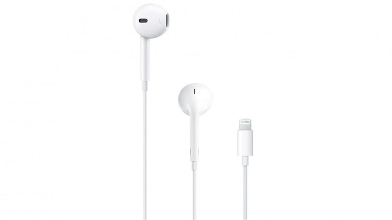 Apple Earpods Lightning Connector