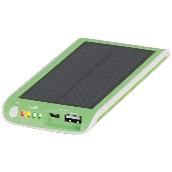 4000mAh Solar Rechargeable Power Bank