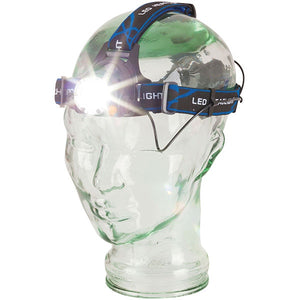 TECHLIGHT 550 Lumen Head torch with adjustable beam