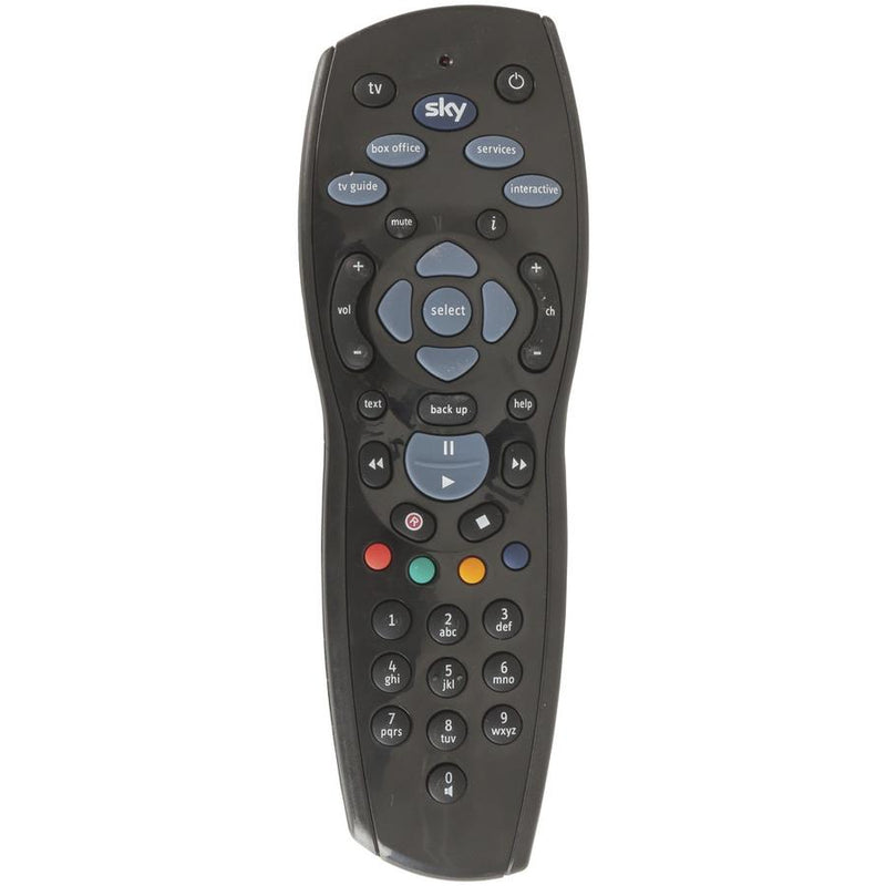 Remote Control for Recordable Digital Pay TV