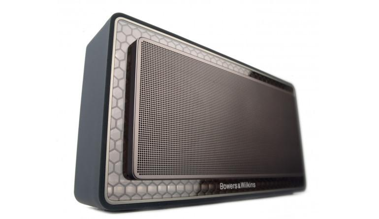 Bowers & Wilkins T7 Portable Bluetooth Speaker - Black BWT7BLK