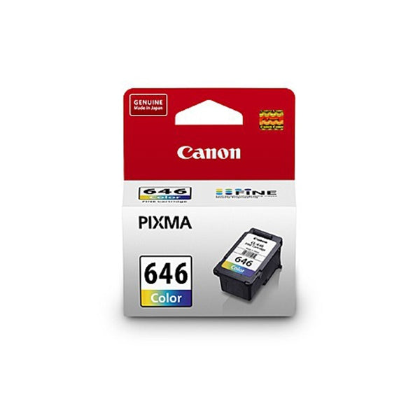 Canon CL646 Colour Ink Cartridge - 180 pages