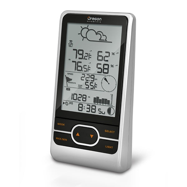 OREGON SCIENTIFIC Complete Home Weather Station