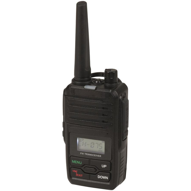 NEXTECH 2W UHF Radio Single or Twin Pack