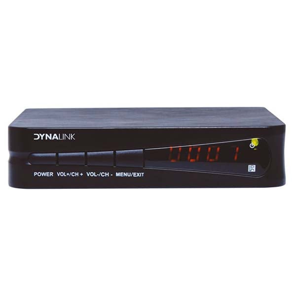 DYNALINK Compact 12V High Definition Set Top Box