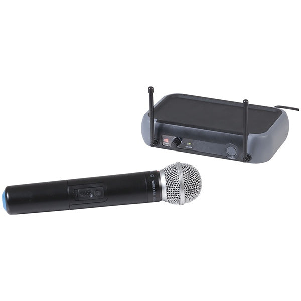Single Channel Wireless UHF Microphone