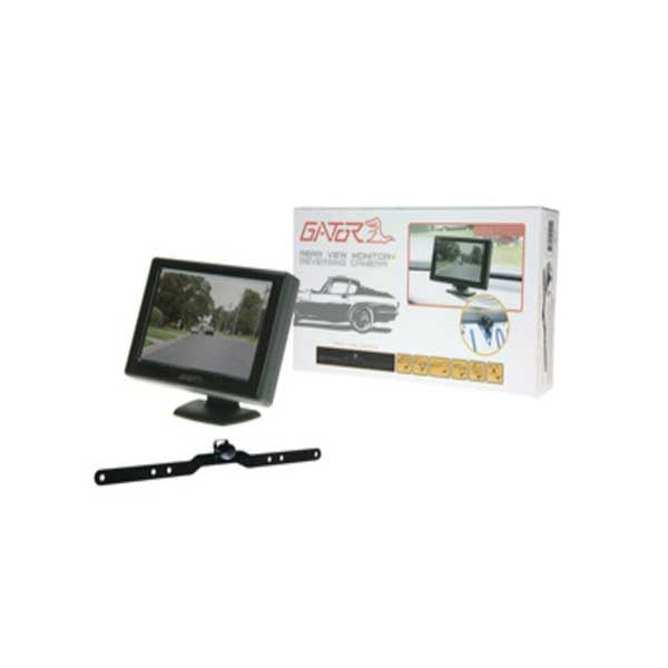 "GATER 4.3"" Wired Reverse Camera System"