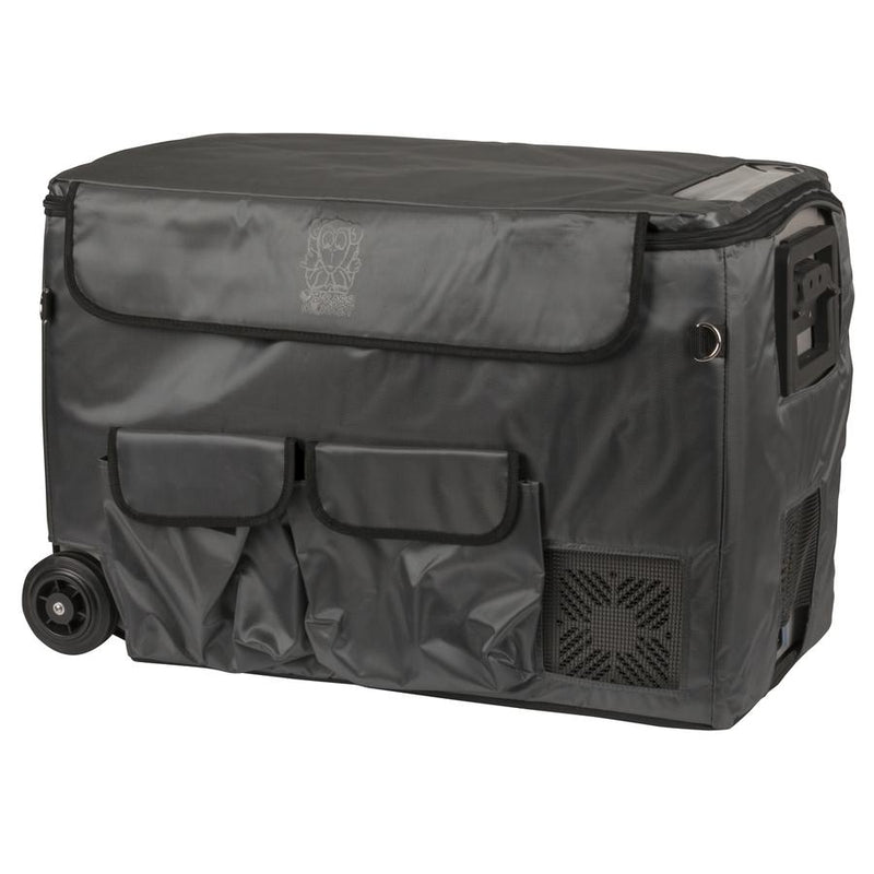 Grey Insulated Cover for 60L Brass Monkey Portable Fridge GH1654
