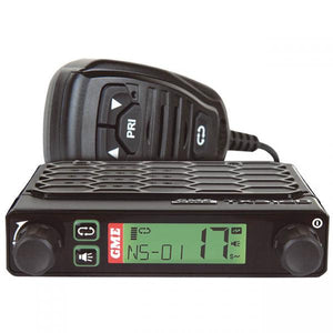 GME 5 Watt Super Compact UHF CB Radio with ScanSuite