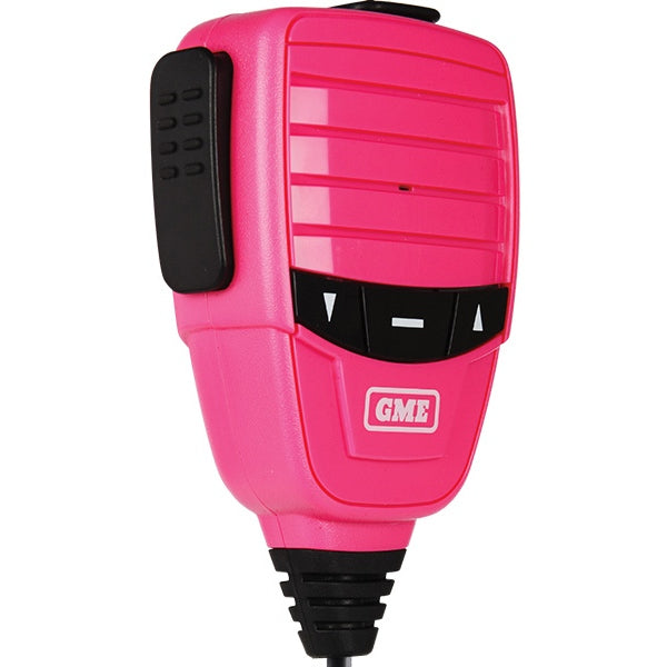 GME Limited-Edition McGrath Foundation Pink Rugged Microphone
