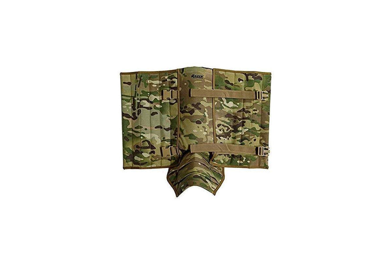 GAITERS CAMO Snake protection by SHARDS - ADULT L