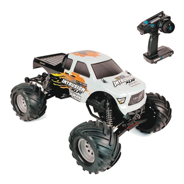Helion 1:10 Intrusion 2WD RC Monster Truck