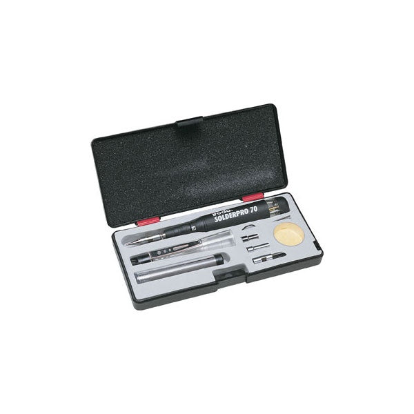 IRODA 80W Gas Soldering Iron Kit