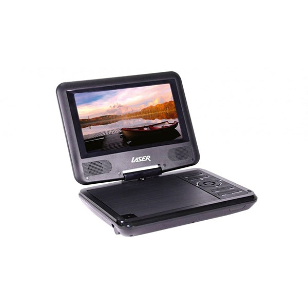 LASER 7 Inch Portable DVD Player