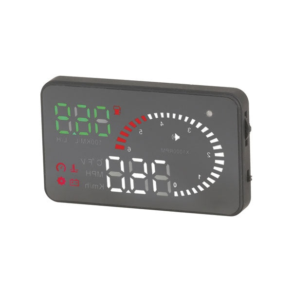 RESPONSE LCD GPS Speedometer and Heads Up Display
