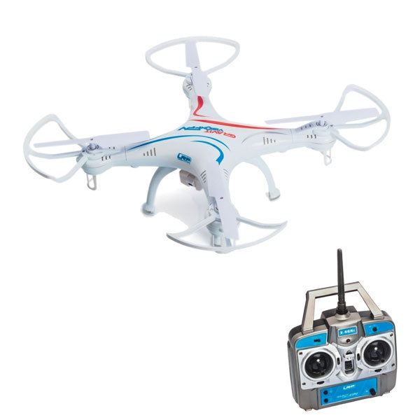 LRP Gravit Vision RC Quadcopter with FPV
