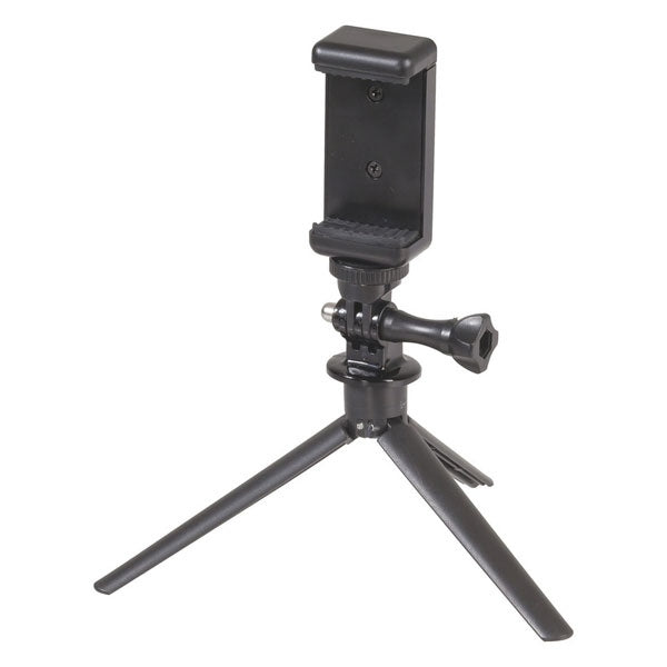 Mini Tripod for Smartphones and Action Cameras