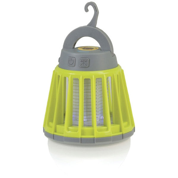 TECHLIGHT Mosquito Zapper with 180 Lumen LED Lantern