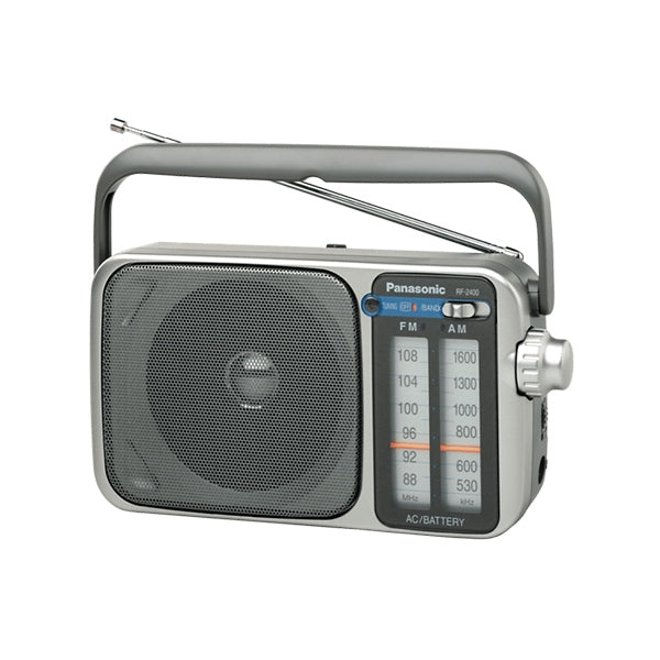 PANASONIC RF2400  Portable AM/FM Radio