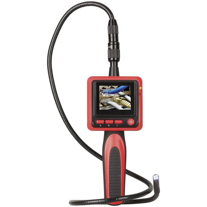 Inspection Camera with 9mm Camera Head & LCD