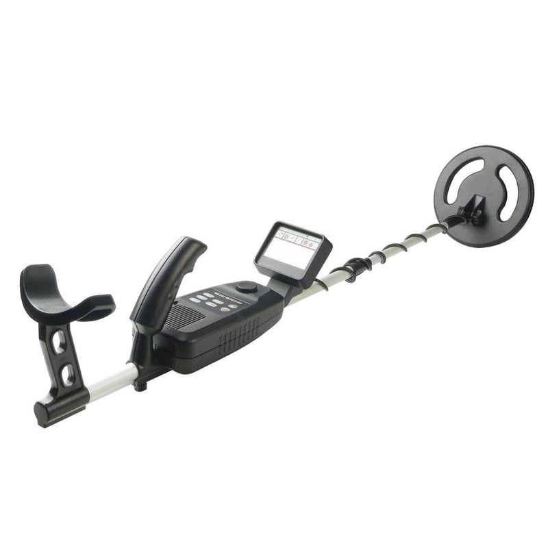 Metal Detector with 8 inch Waterproof Coil
