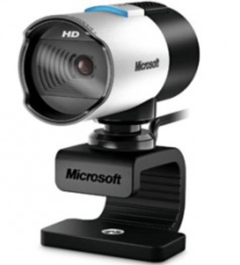 Microsoft LifeCam Studio WebCam 1080p USB
