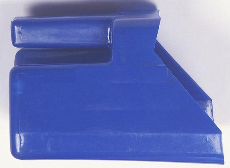Plastic Sand Scoop Blue Holey