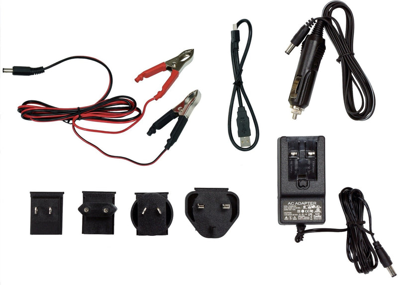 Minelab GPX 7000 Metal Detector Adaptor, Charger and Cable Kit.