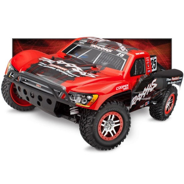 TRAXXAS 1:10 Scale Slash VXL Short Course RC Truck