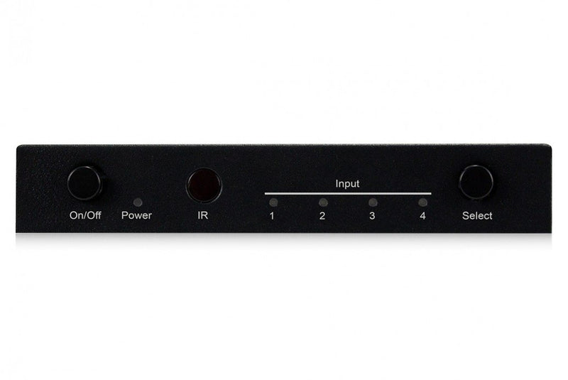 Blustream OPT41AU 4-way Optical Switch with DAC