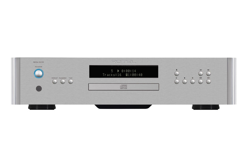 Rotel RCD-1572 CD Player with Premium Wolfson DAC